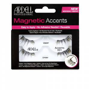 Ardell MAGNETIC ACCENT lash  #001