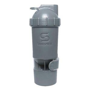 ShakeSphere Shaker, 700ml. Grå