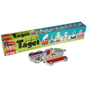 Barbo Toys Classic 123 Tåget (SE) 3+ år