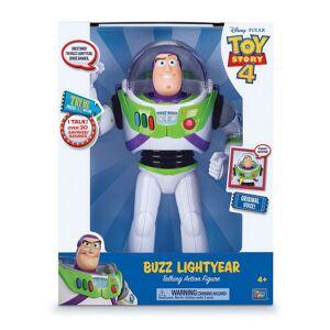 Disney Pixar Toy Story 4, Buzz Lightyear Interaktiv Talande Actionfigur (SE) 4+ år