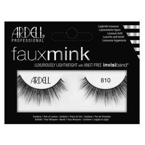 Ardell Faux Mink Lashes 810 Black 1 par Lösögonfransar