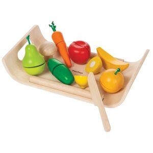 Plan Toys PlanToys, Lekmat Frukt & Grönsaker