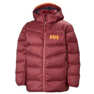 Helly Hansen Junior Isfjord Down Mix Jacket Röd
