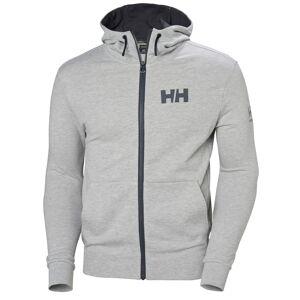 Helly Hansen Men's Hp Atlantic Full Zip Hoodie Grå