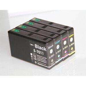 Epson Bläckpatron Epson C13T7011401 XXL - Svart färg