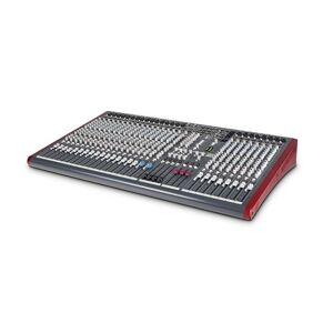Allen & Heath ZED-428 Mixer 4Bus, 24 mono/2 stereo, 6 Aux og USB