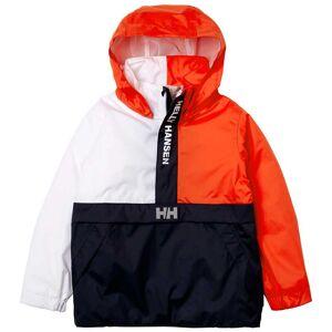 Helly Hansen K Active Rain Anorak 86/1 Red