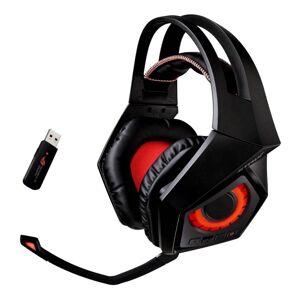 Asus Strix trådlösa Gaming Headset, 60mm, USB-mottagare, svart
