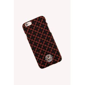 By Malene Birger Pamsy iPhone 6 Case - Black,Red,Multicolor