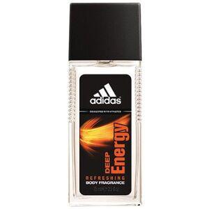 Adidas Deep Energy Refreshing Body Fragrace 75ml Adidas