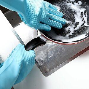 SPARNET Diskhandskar i silikon (1 par)