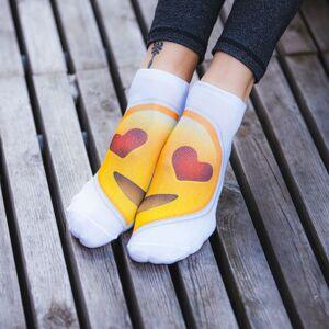 SPARNET Emoji strumpor (4 par)