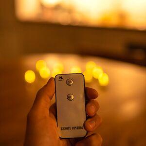 SPARNET LED-värmeljus (12-pack)