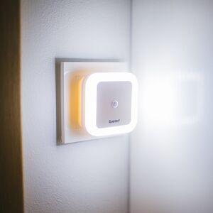 SPARNET Nattlampa med ljussensor