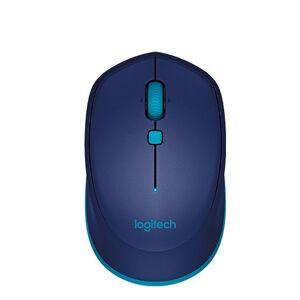 Logitech M535 Bluetooth Mouse - Blå