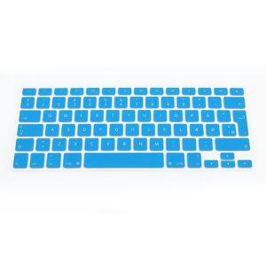 Apple Macbook Silicone Keyboard Film Blå