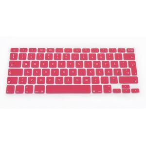 Apple Macbook Silicone Keyboard Film Pink