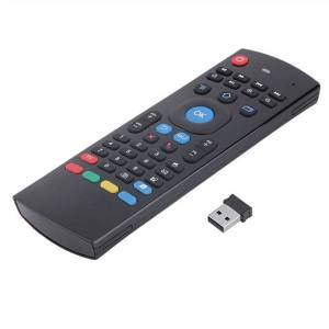 24hshop MX3 2.4G Fly Air Mouse