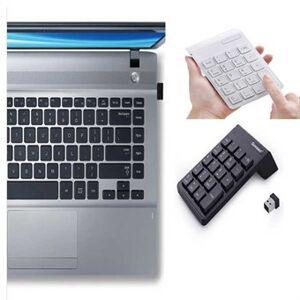 Sunreed® Numeric Wireless Keyboard / USB, Range 10 m - Black