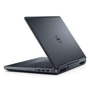 Dell Precision 7510 FHD i7 16GB 480SSD Quadro M2000M (brugt)