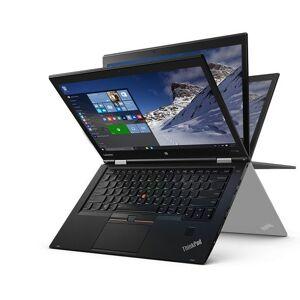 Lenovo ThinkPad X1 Yoga Touch i7 8GB 128SSD med 4G (brugt skærmen har mærker)