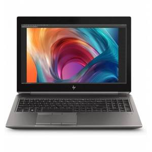 HP Zb15g6 I7-9850h 15in Syst 16gb 256gb W10p Nood In