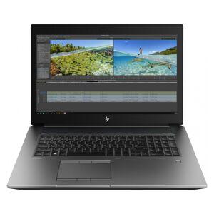 HP ZBook 17 G6 Harmaa Mobiilityöasema 43