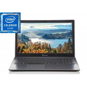 "Multicom Xishan N250GU 15.6"" Full-HD Matt, Intel Celeron N4100, 4GB DDR4, 128GB SSD, Intel HD Graphics 600, USB-C, Uten operativsystem"