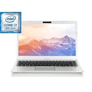 """Multicom Talisa U840 14"""" Full-HD WVA matt, 8. gen Intel Core i7-8550U, 8GB, 256GB PCIe SSD, 1TB HDD, Thunderbolt 3/USB-C, Uten operativsystem, 19mm, 1.4kg"""