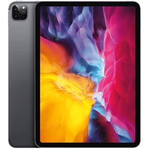 Apple Ipad Pro 11-Tommer 4g+ Wi-Fi 256gb, Stellargrå (2020)