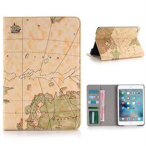 Apple World Map Case for iPad Mini 4 - Vintage