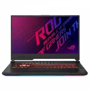 "Asus Rog Strix bærbar gaming PC 17,3"" G731GT-H7101T for kun 558,- pr. mnd. ( ROG STRIX G731GT-H7101T )"