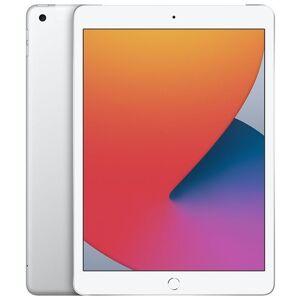 Apple iPad 2020 128 GB Wi-Fi + 4G MYMM2KN/A Silver for kun 308,- pr. mnd. ( IPAD MYMM2KN/A SILVER )