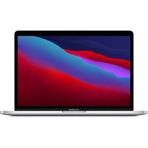 Apple MacBook Pro 512GB SSD M1 chip with 8‑core CPU and 8‑core GPU Silver (MYDC2KS/A)