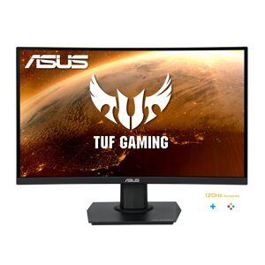 """Asus Tuf Vg24vqe - 24"""" Curved Gaming Skærm - 165hz Fuld Hd"""