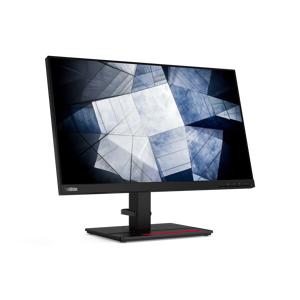 "Lenovo 23.8"" P24H-20 QHD IPS 16:9 DP/HDMI/USB-C(75W)/RJ45/SPEAKERS"
