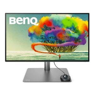 """BenQ PD2725U 27"""" 4K UHD IPS HAS HDMI/DP TB3 USB-C PD65W"""