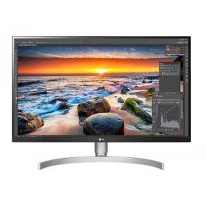 LG 27UL850-W 27' UHD IPS HAS HDMI/DP/USB-C PD 60W