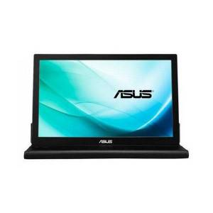 Asus Monitor Asus MB169B+ 15,6'''' Full HD USB 3.0 Svart