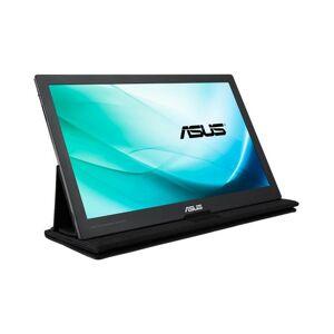 Asus Monitor Asus MB169C+ 15,6'''' Full HD USB 3.0 Svart
