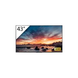 "Sony FWD-43X80H/T - 43"" Diagonal klass (42.5"" visbar) - BRAVIA"
