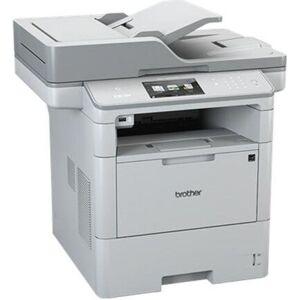 Brother Dcp-l6600dw Laser Printer Med Scanner Og Kopi - Wifi