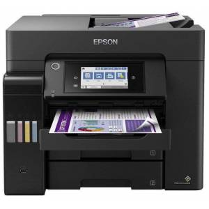 Epson Ecotank Et-5850 Printer Med Scanner, Fax Og Kopi