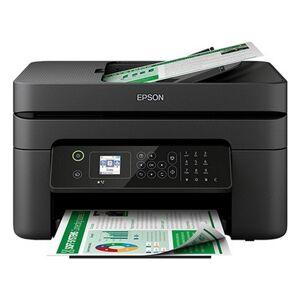 Epson Printer Workforce Wf-2830dwf - Wifi Fax Scanner Kopi