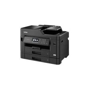 Brother MFC-J5730DW - Multifunktionsprinter - farve - blækprinter - Legal (216 x 356 mm) (original) - A3/Ledger (medie) - op til 12 spm (kopiering) -