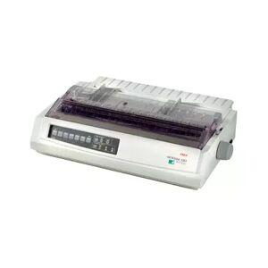 Oki Microline 3321eco - Skriver - monokrom - punktmatrise - A3 - 240 x 216 dpi - 9 pin - inntil 435 tegn/sek - parallell, USB