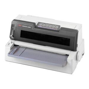 Oki Microline 6300 FB-SC - Skriver - monokrom - punktmatrise - 304,8 mm (bredde) - 360 dpi - 24 pin - inntil 450 tegn/sek - parallell, USB
