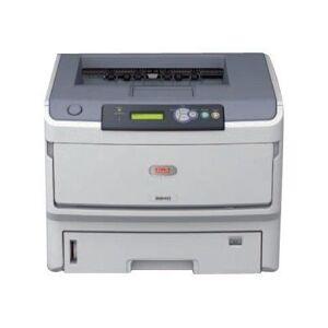 Oki B840dn - Skriver - monokrom - Dupleks - LED - A3 - 1200 ppt - inntil 40 spm - kapasitet: 630 ark - parallell, USB, LAN