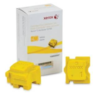 Xerox Dry ink i color-stix gul  108R00997 Replace: N/A