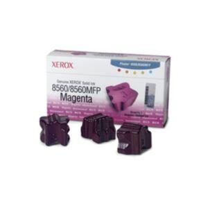 Xerox Vokspatron magenta 3pk 3.400sider  108R00724 Replace: N/A